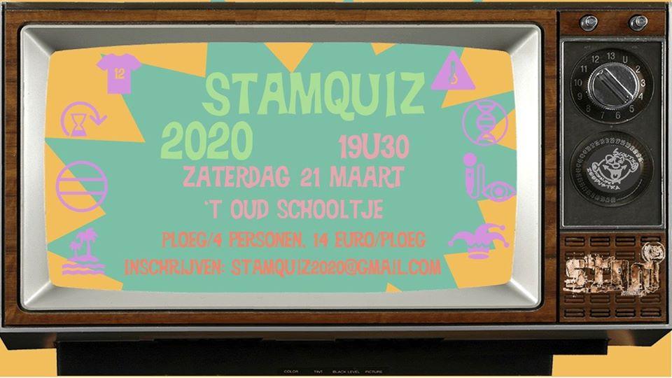 Stamquiz 2020
